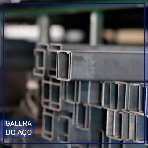 Caixa para portão basculante galvanizada